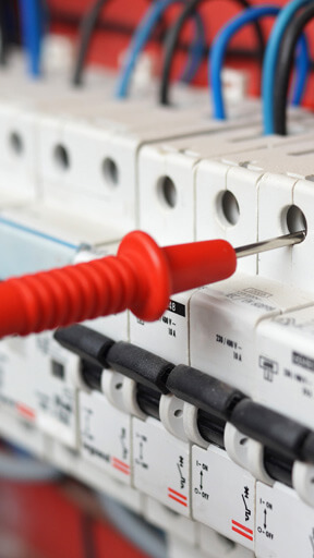 Maintenance electrical work - Canberra Electrician