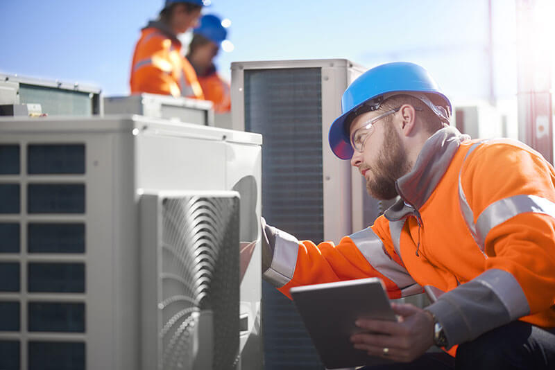 installing air conditioning - Canberra Electrician